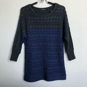 Banana Republic colorblock sweater